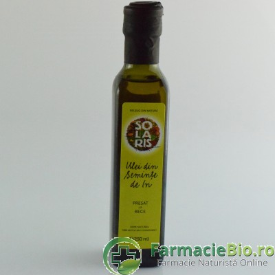 Ulei Seminte In 250ml  Marasca Solaris