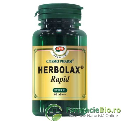 Herbolax Activ 60Cps Cosmo Pharm