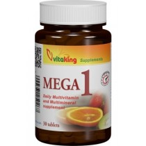 Multivitamina Mega 1– 30 cpr. Vitaking