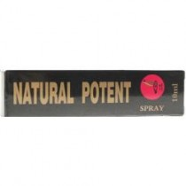 Natural Potent Spray 10ml