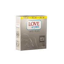 Prezervative Love Plus Safe Plus 3 Buc