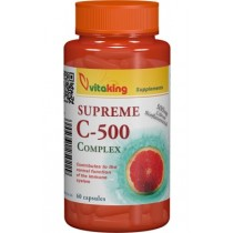 Vitamina Supreme C 500 Mg  x 60 Caps