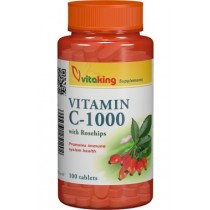 Vitamina C 1000 Mg Cu Macese x 100 Cpr