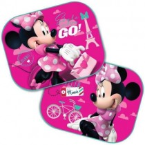 Set 2 parasolare auto copii Minnie Mouse