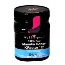Miere De Manuka Kfactor 12 250gr Raw Wedderspoon