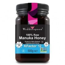 Miere De Manuka Kfactor 12 500gr Raw Wedderspoon