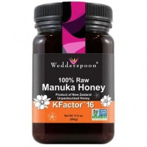 Miere De Manuka Kfactor 16 500gr Raw Wedderspoon