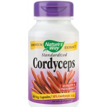 Cordyceps 500Mg 60Cps Secom