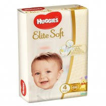 Huggies Elite Soft 4 (19) 8-14Kg