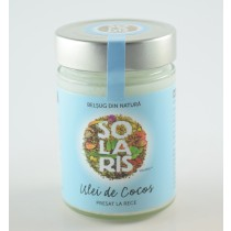 Ulei Cocos 300ml Solaris