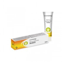 Santaderm Gel cu Extract de Arnica 50ml VIVA PHARMA