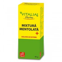 Mixtura Mentolata Plus 40g VIVA PHARMA