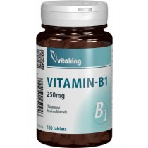 Vitamina B1 (Tiamina) 250 Mg  x 100 Cpr