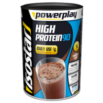 Isostar Proteina Powerplay Hp 90 Ciocolata 400g