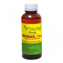 Rivanol 0,1% 200ml VIVA PHARMA