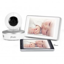 ALECTO BABY –Sistem audio-video de monitorizare cu camera cu wi-fi si ecran tactil HD 7''/17,8cm