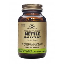 Nettle Leaf Extract Vegan x 60 cps. Solgar