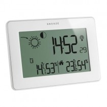 Statie meteo cu transmitator wireless white
