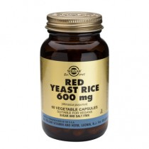 Red Yeast Rice Vegan x 60 cps. Solgar