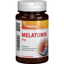 Melatonina 5 Mg  x 60 Cpr