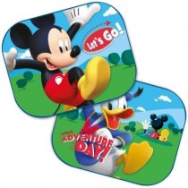 Set 2 parasolare auto copii Mickey Mouse