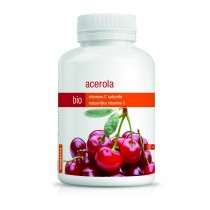 Acerola Vitamina C 50 tablete masticabile ECO  PURASANA