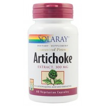 Artichoke (Anghinare) 300Mg 60Cps  Solaray