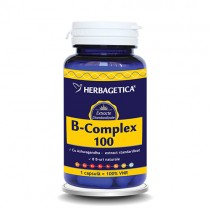B-Complex 100 60Cps Herbagetica