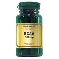 Bcaa 500Mg 60Cpr Cosmo Pharm
