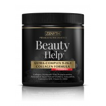 Beauty Help Strawberry 300Gr Zenyth