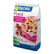 BJORG ECO MUSLI SUPERFRUCTE 375g