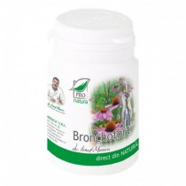 Bronchofort 60Cps Pro Natura