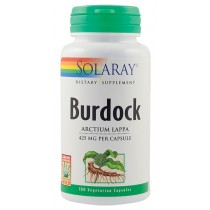 BURDOCK (BRUSTURE) 425mg 100cps Solaray