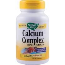 Calcium Complex Bone Formula 100Cps Nature'S Way