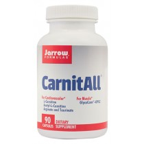 CARNITALL 600mg 90cps  JARROW FORMULAS