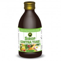 Sirop Contra Tusei 250Ml (Am.Sticla) Hypericum