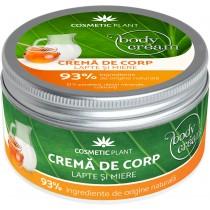 Crema Corp Cu Lapte Si Miere 200Ml Cosmetic Plant