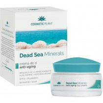 Crema De Zi Anti-Aging Dead Sea 50Ml Cosmetic Plant