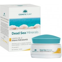 Crema De Zi Intens Hidratanta Dead Sea 50Ml Cosmetic Plant
