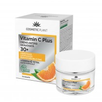Crema Antirid Hidratanta 30+ Vitamin C Plus 50Ml Cosmetic Plant