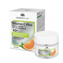 Crema Antirid Pt.Fermitate 40+ Vitamin C Plus 50Ml Cosmetic Plant