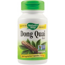 DONG QUAI ROOT 565mg 100cps NATURE'S WAY