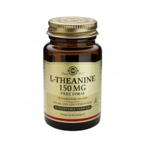 L Theanine 150mg Vegan x 30 cps. Solgar
