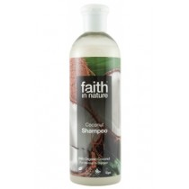 Şampon natural Cu Cocos 400ml Faith in Nature