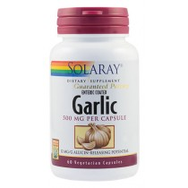 Garlic 500Mg 60Cps Solaray