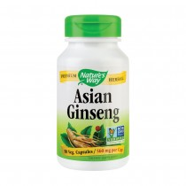 Asian Ginseng 50cps Nature's Way