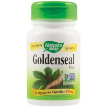 Goldenseal Rott 570Mg 50Cps  Nature'S Way