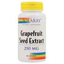 GRAPEFRUIT SEED EXTRACT 250mg 60cps Solaray