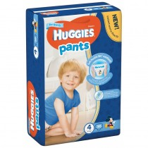 Huggies Pants-chilotei de unica folosinta nr.4 Boys