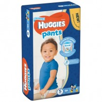 Huggies Pants-chilotei de unica folosinta nr.5 Boys